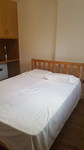 Large private room and bathroom. Walk to EXCEL