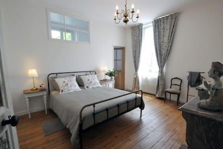 La Maison du Pinier - La Chambre Réaumur - Breuil-Barret
