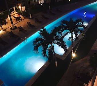 La playa más hermosa y tranquila - Nuevo Vallarta - Apartment - 0