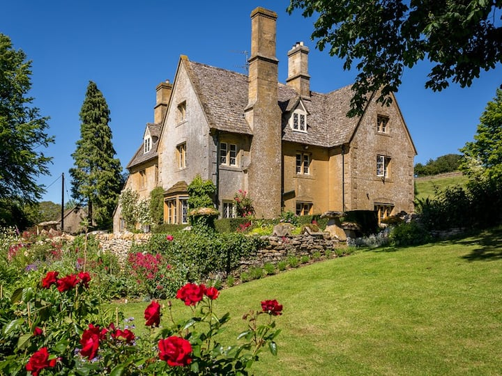 North Farmcote B&B on the Cotswold Way-Double room