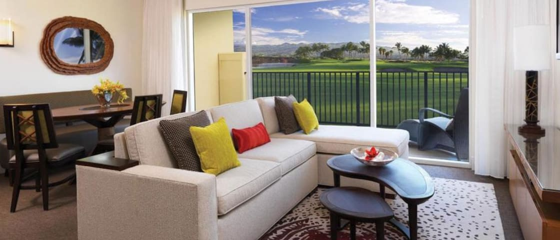 HGVC at Kings Land Resort - Waikoloa Village - Apartment