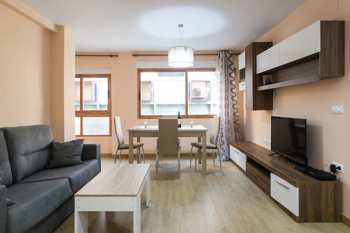 Apartment in the central area of Alicante