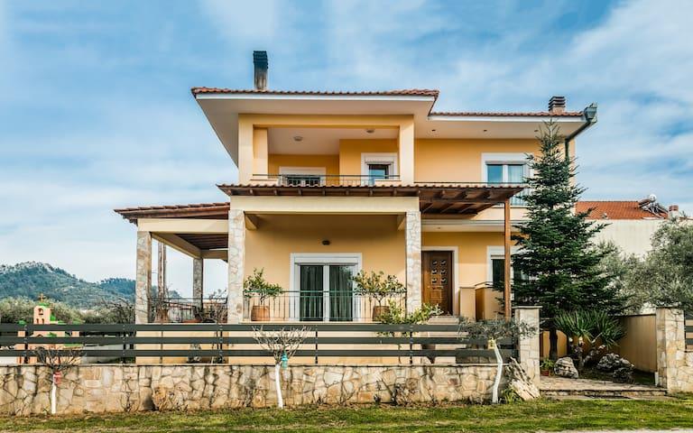 Villa Doro Thassos