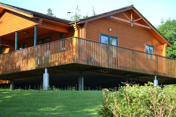 Chalet in the woods - Belturbet - Dom
