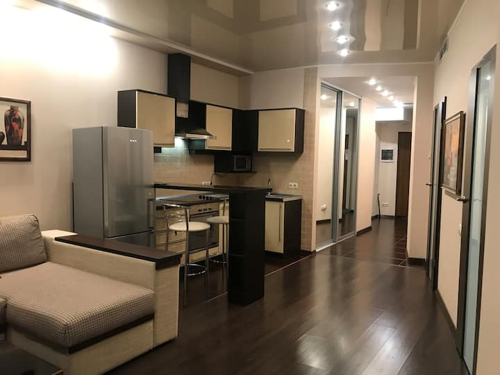 Nice apartment in Most-City. One bedroom.