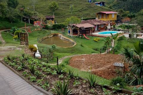 Finca Tierradentro en San Roque Antioquia
