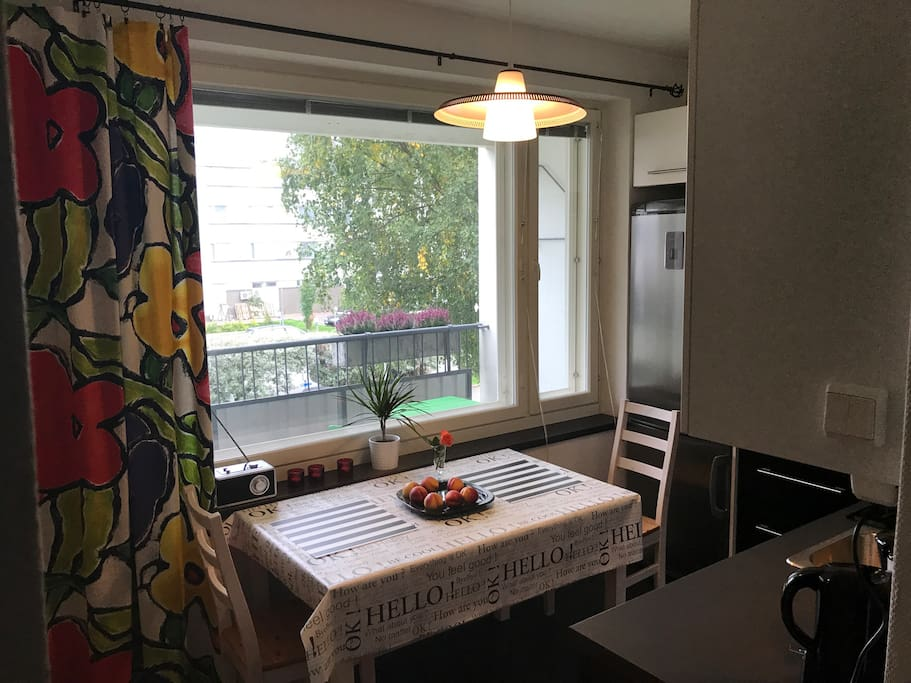 a beautiful joensuu city center apartment wohnungen zur miete in joensuu pohjois karjala. Black Bedroom Furniture Sets. Home Design Ideas