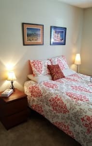 Cozy, quiet home near Orlando, UCF and  Siemens. - Oviedo - Huoneisto