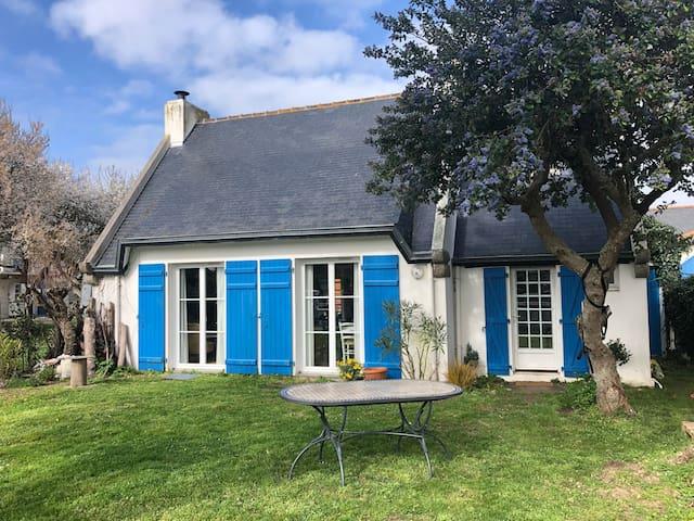Charming Breton holiday home near beach