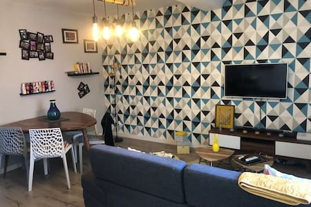 Appartement quartier typique de Bastia