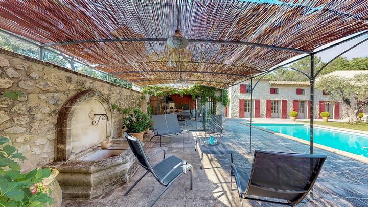"""Wonderful """"Mas Provencal"""" en Aix en Provence (Le Mas)"""