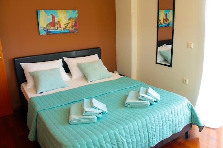 Kalamata south special apartment for calm vacation