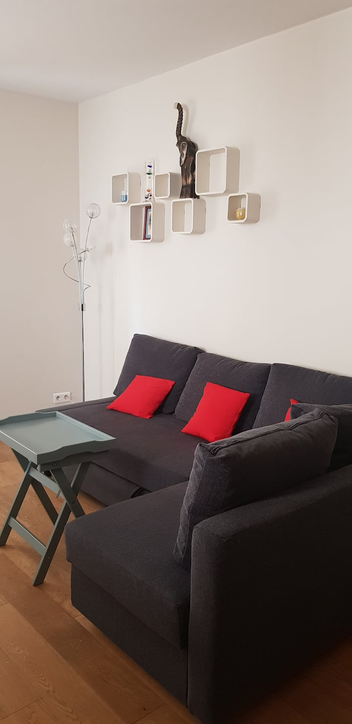 Bel appartement à 18 min de Paris