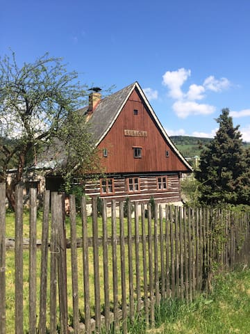 The Cuckoo Cottage - Orlické Mountains - Mladkov - Chatka w górach