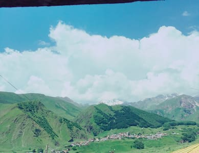 Double Room in Kazbegi - Stepantsminda