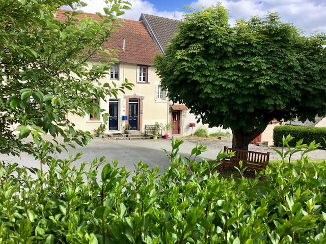 Village house in a quiet location near Limoges