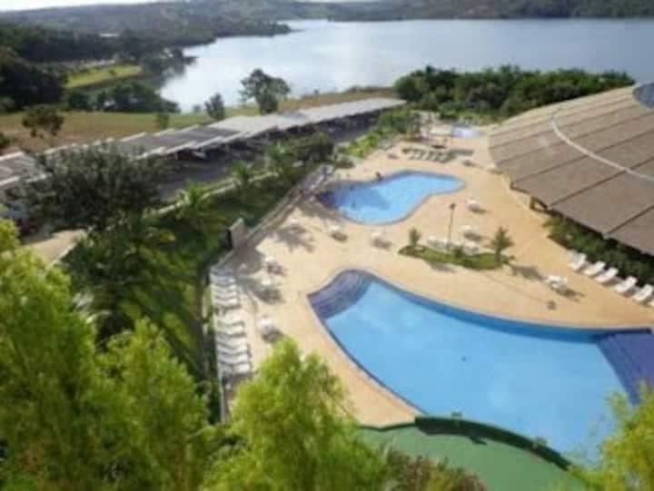 Visão TOP/Espetacular do Lago Corumbá