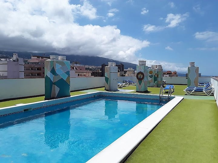 Plaza del Charco with Swimming Pool