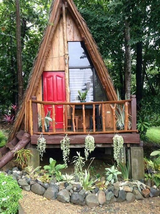 Studio Poolside Cottage