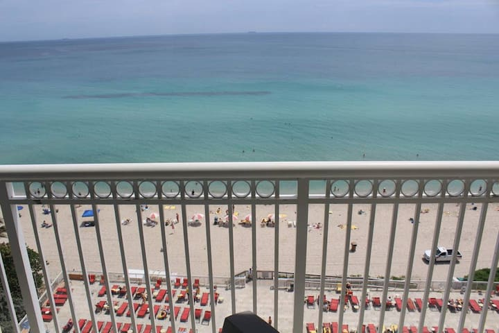 Million Dollar Ocean Beach View in Sunny Isles!