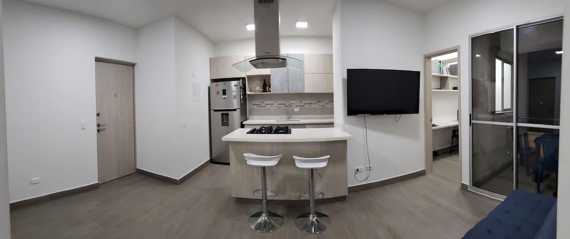 Habitación privada, sector más exclusivo de Bello.