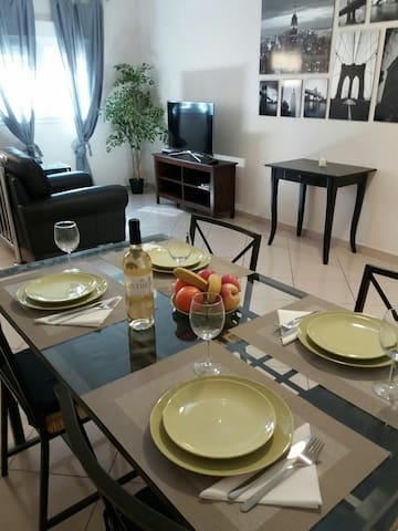 New  furnished  2BD flat . - El Tablero
