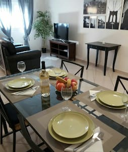 New  furnished  2BD flat . - El Tablero - Appartement