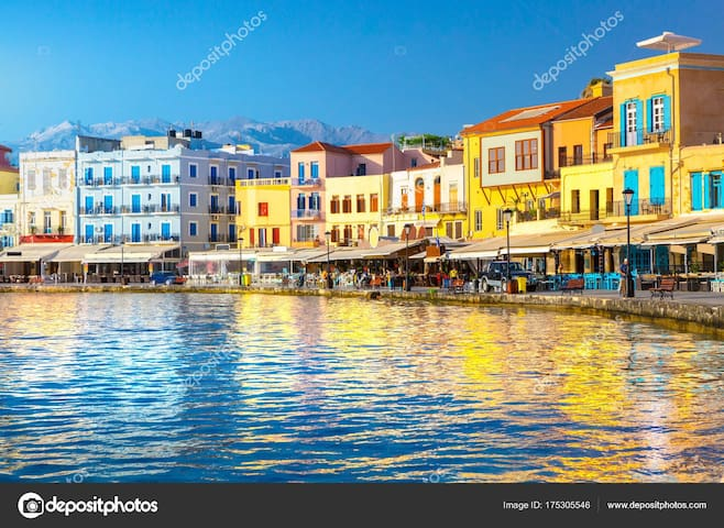 Guidebook for Chania