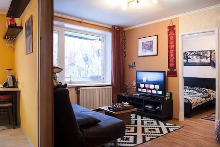 Уютная квартира на Мажайке - Москва