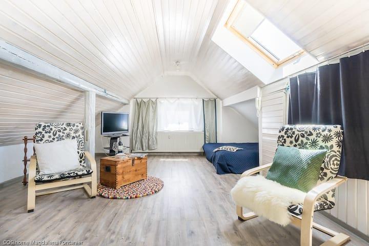 Cozy apartment in Freigericht-Somborn
