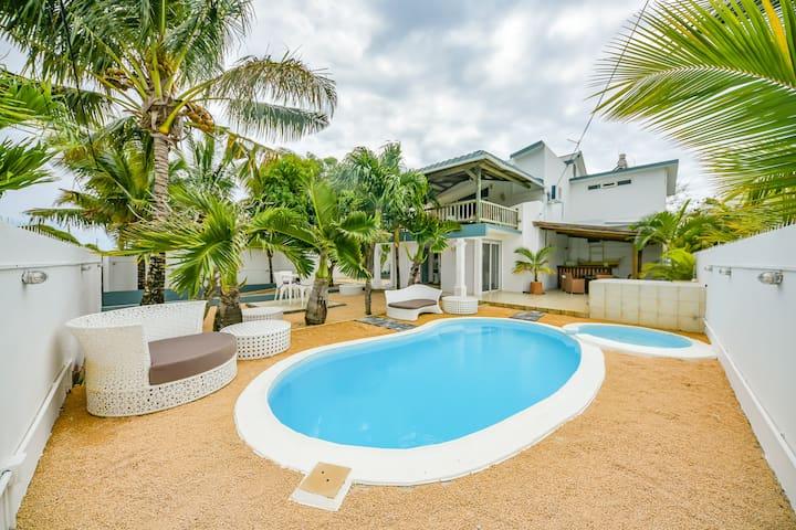 Villa AO a 100M de la plage