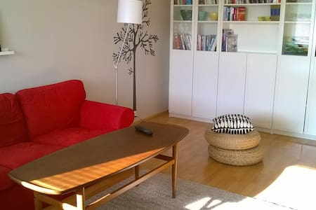 Lovely two bedroom apartment close to Sweden