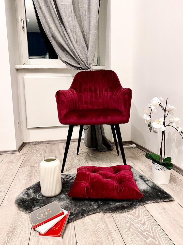 Luxurious Stylish Viennese Suite🥂