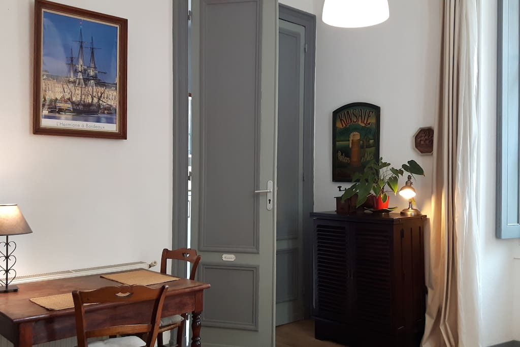 Charmant t1 grand th tre jardin public appartements - Location appartement bordeaux jardin public ...