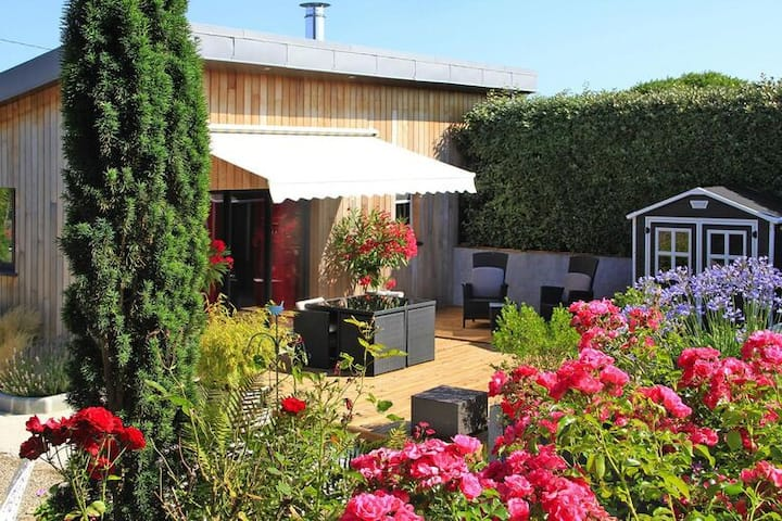 4 star holiday home in Néville-sur-Mer