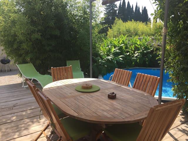 Logement zen en Provence - Graveson - Dom
