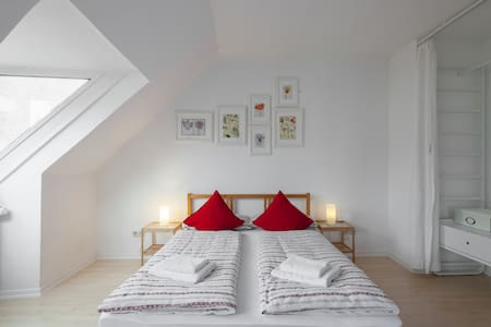 Cozy room in the city center - München