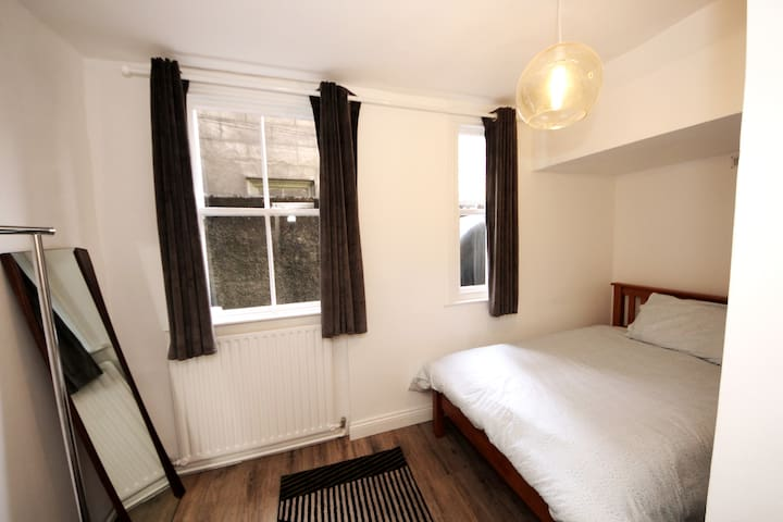 One Bedroom with Small Double Bed