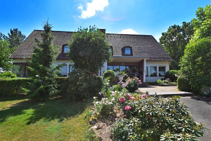 Spacious Holiday Home in Eschwege with Private Garden