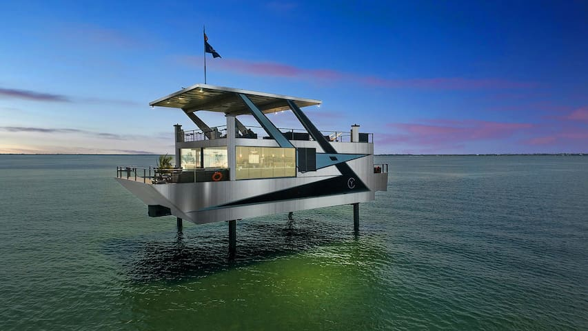 Mansion Yacht - Events, Charter and Luxury Living!