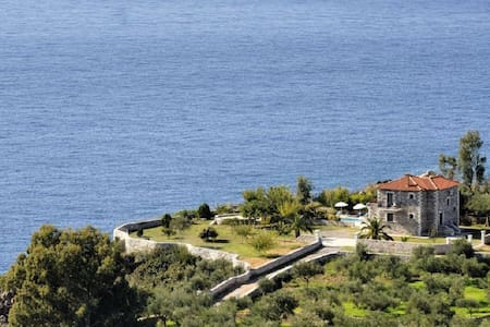 THE MULBERRY HOUSE - Messinia - Villa