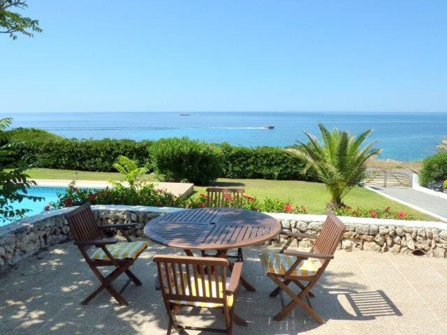 Villa with fabulous sea views - Binibequer - Lägenhet