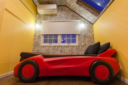 CarRoom~FreeWifi&CarParking - Dazaifu-shi - House