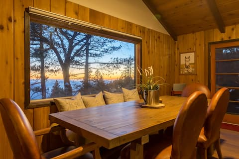 Idyllwild Mountain Home, Hot Tub and Glamping