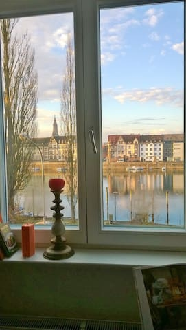 Zentrale Maisonettwohnung - Konstanz - Apartment