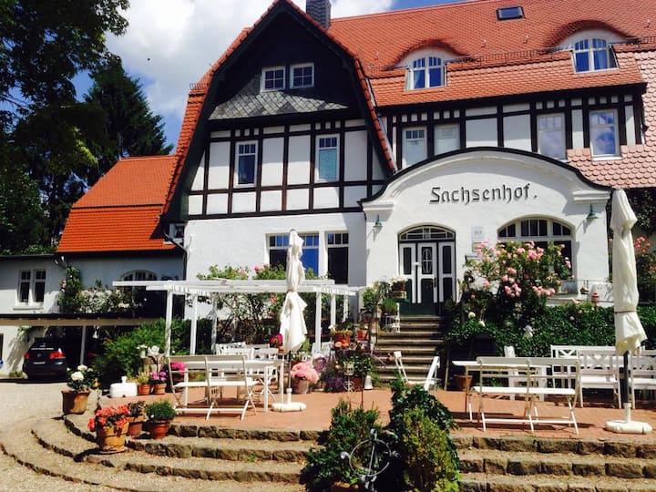 Romantisches Ferienzimmer Sachsenhof 12