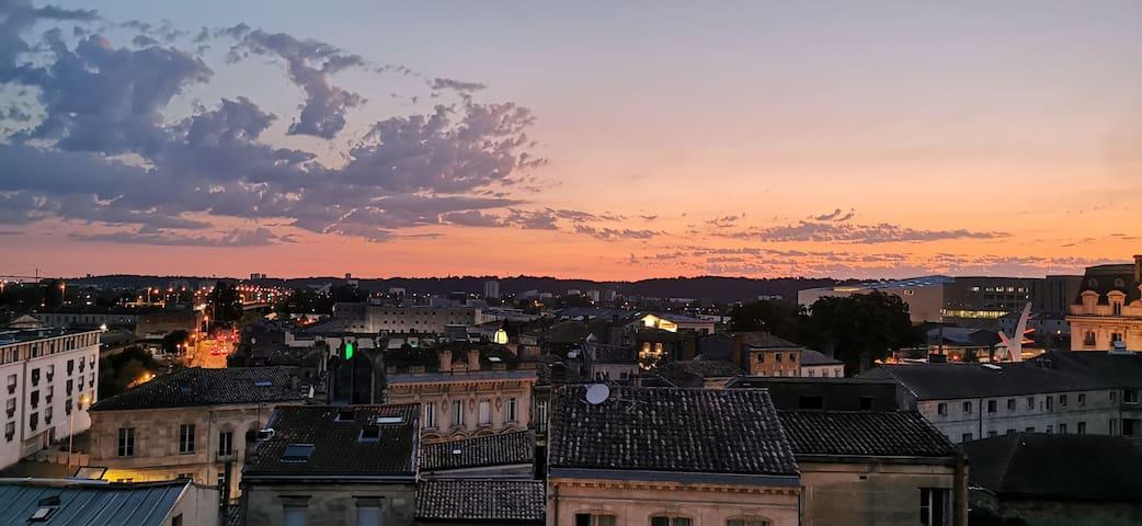 Superbe appartement près de la gare de Bordeaux