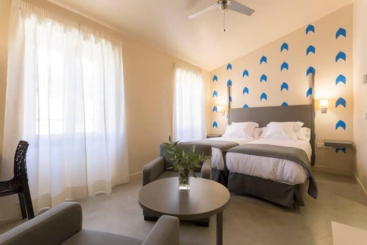 SólleRooms - Room Standard 2 single beds