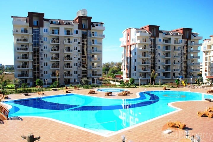 Penthaus 4+1 Orion 1 - Alanya - Apartment