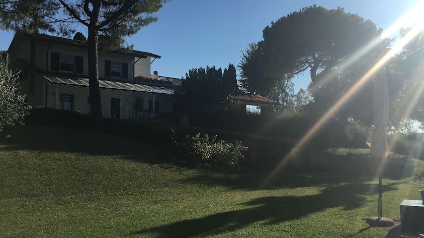 Ca' Sideria - เปซาโร - วิลล่า